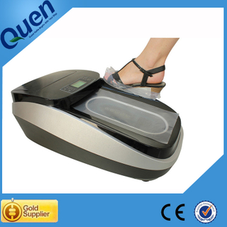 China Automatic Shoe Cover Machine for food factory use